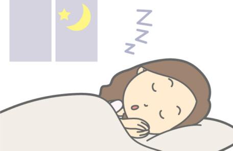 痩せる睡眠