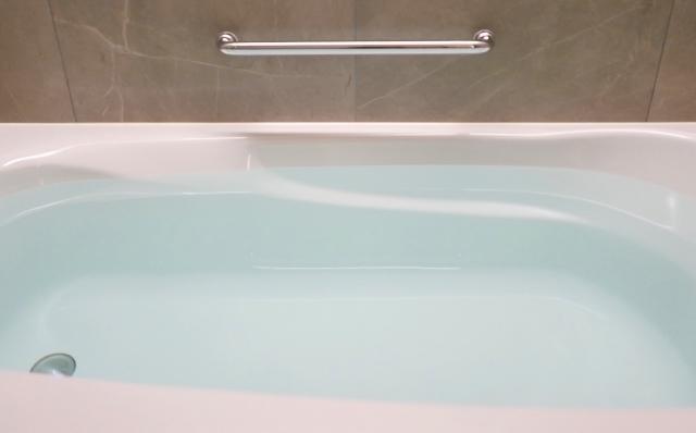 入浴 むくみ解消